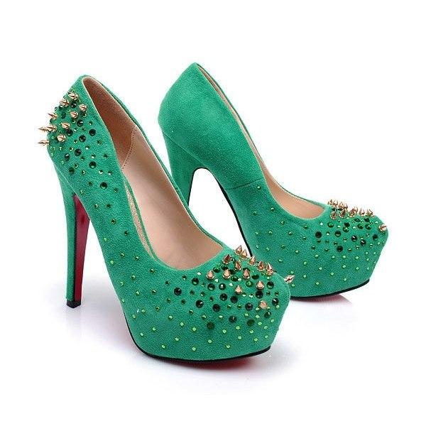 Модные Туфли В 2014