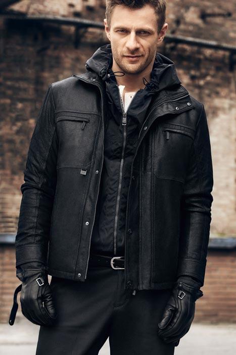 b82bae131da Модные кожаные куртки для мужчин —Красота-Томск.Ру